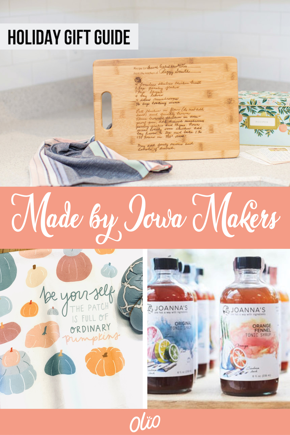 Shop local this season with unique made-in-Iowa gifts! With Travel Iowa's selection of Midwestern gifts there's something for everyone on your holiday list. #Iowa #TravelIowa #MadeInIowa