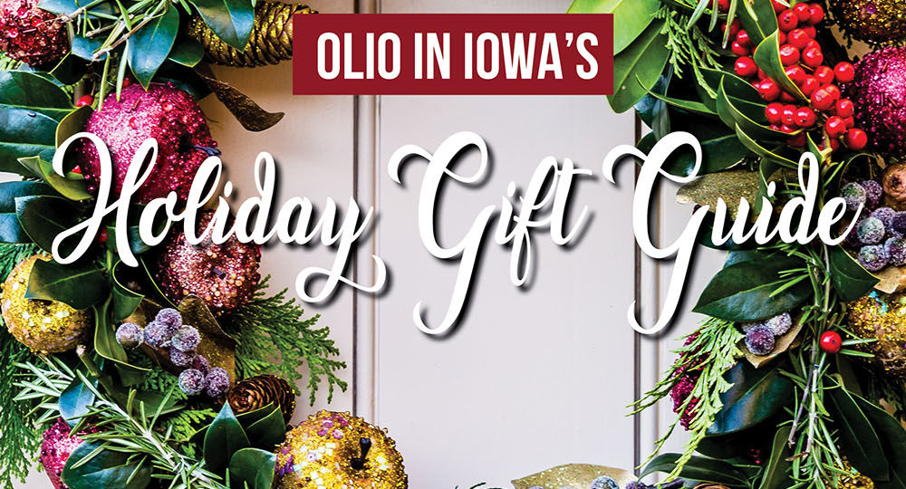 Olio In Iowa_2019 Holiday Gift Guide