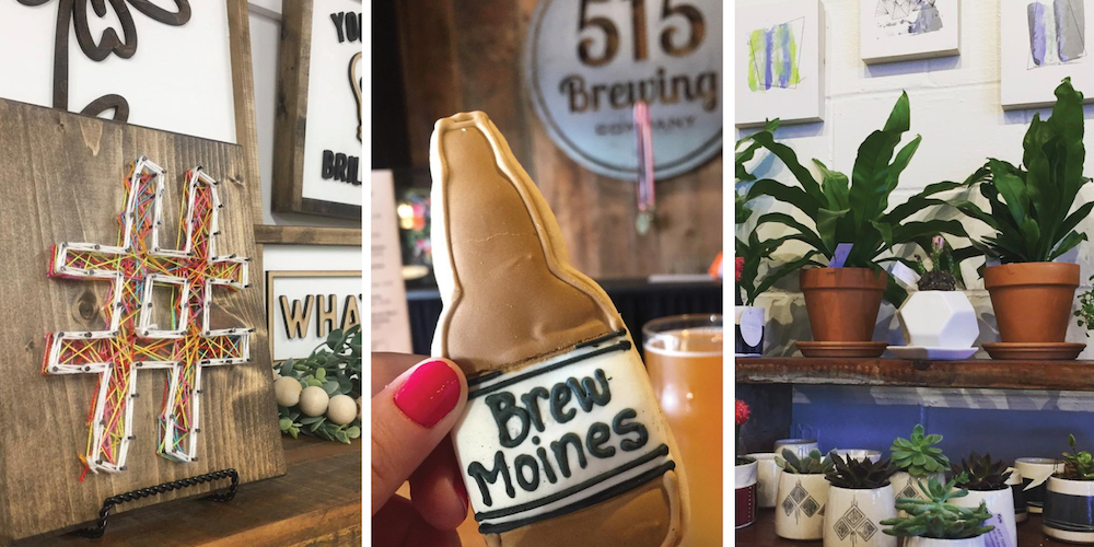 There are so many incredible small businesses to support in our community! No matter the occasion, you're sure to find the perfect present with this collection of places to buy gifts in Des Moines, Iowa.