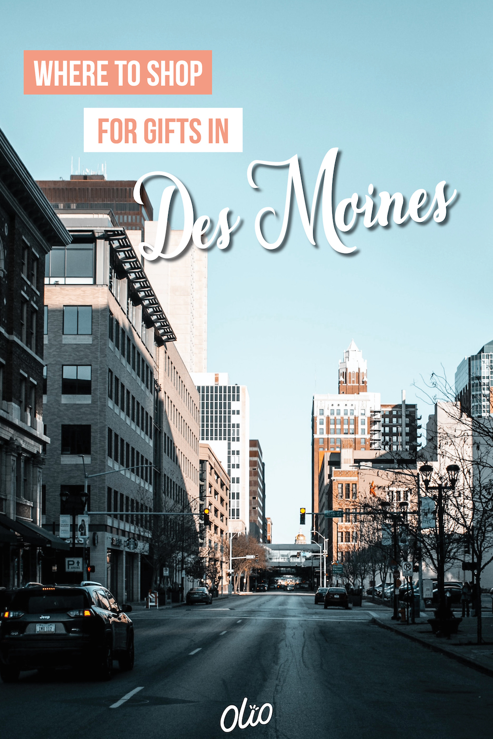 Want to shop local but not sure where to start? Find the perfect present for any person or occasion at this incredible collection of places to shop for gifts in Des Moines, Iowa. #DesMoines #Iowa #BuyLocal #ShopSmall