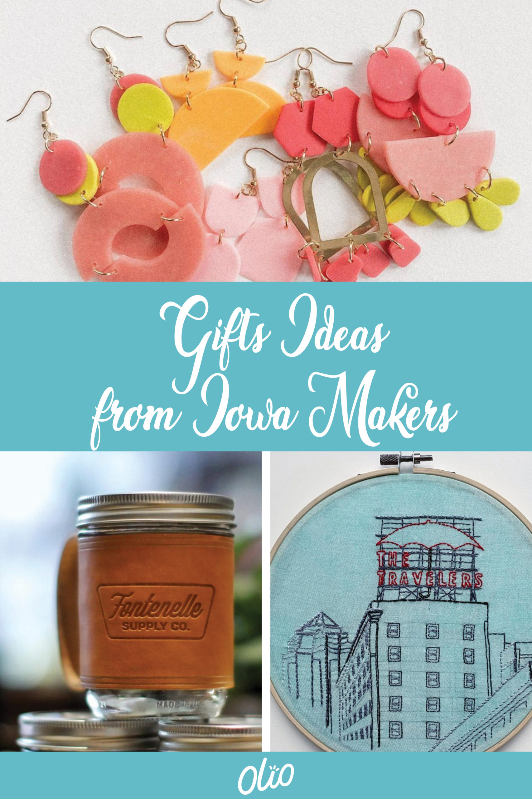 Looking for a way to support Iowa small businesses? Consider shopping local when buying gifts for Mother's Day, Father's Day, birthdays, graduations and more. Discover Iowa-made products that are perfect for everyone in your life! #Iowa #TravelIowa #MadeInIowa #IowansUnite