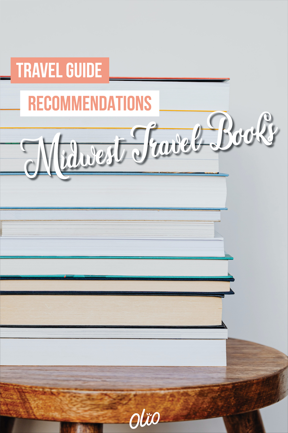 Planning a trip? Looking to indulge your wanderlust? These Midwest travel books will do just the trick! Whether you're planning a trip to the Midwest or looking for an inspiring novel, this list of 15+ books is full of recommendations. #books #travelguide