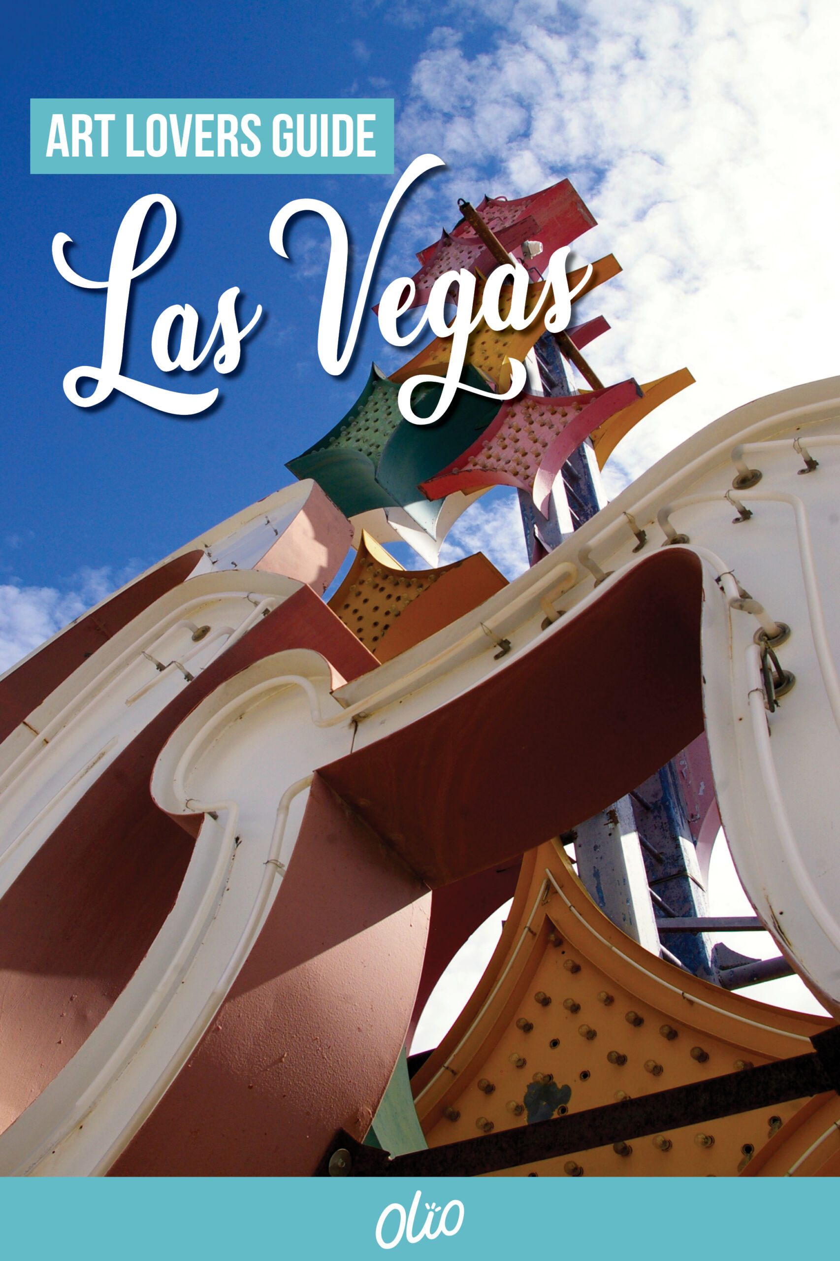 It may not be what immediately comes to mind when you think of Sin City, but there are lots places in Las Vegas for art lovers! From a museum of vintage neon signs to brightly colored installations like Seven Magic Mountains, there are lots of creative places to explore. #Art #LasVegas #Nevada