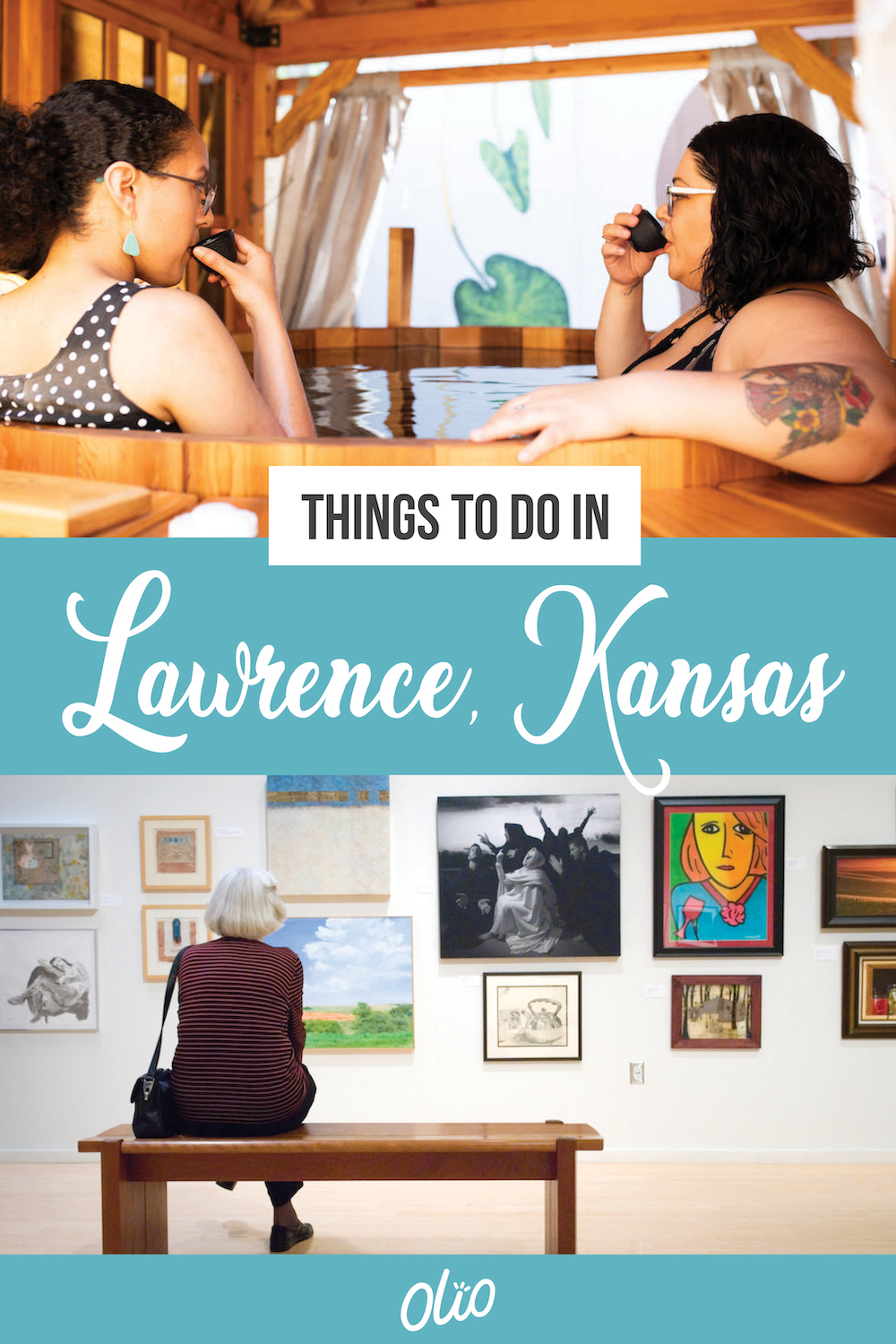 From incredible eateries and history-making breweries to a vibrant arts and culture scene, there are lots of reasons to fall in love with Lawrence, Kansas. Plan a weekend getaway to learn why Lawrence is more than your typical college town. #Kansas #Lawrence #Midwest #MidwestTravel