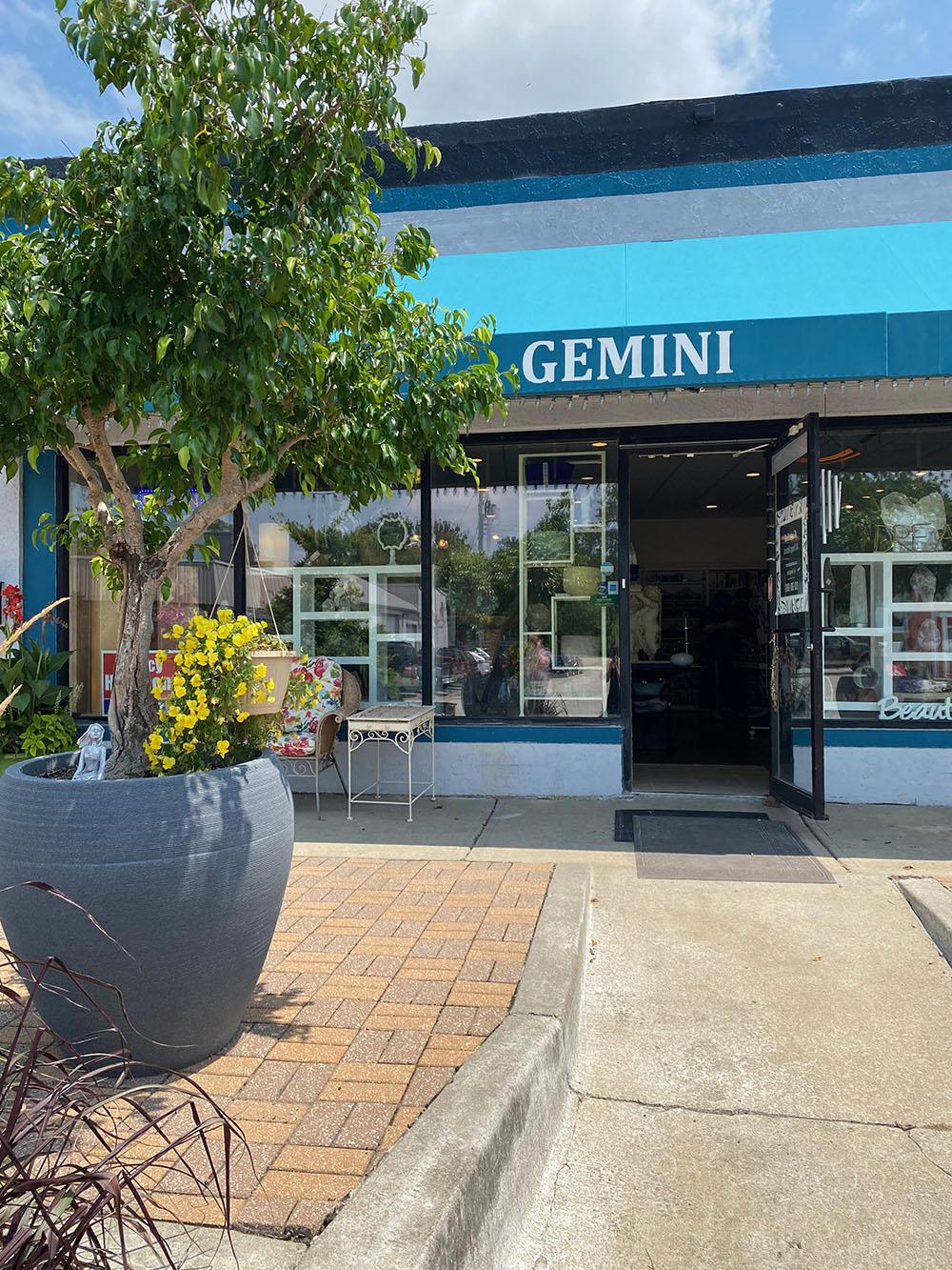Exterior of Gemini in Merriam, Kansas