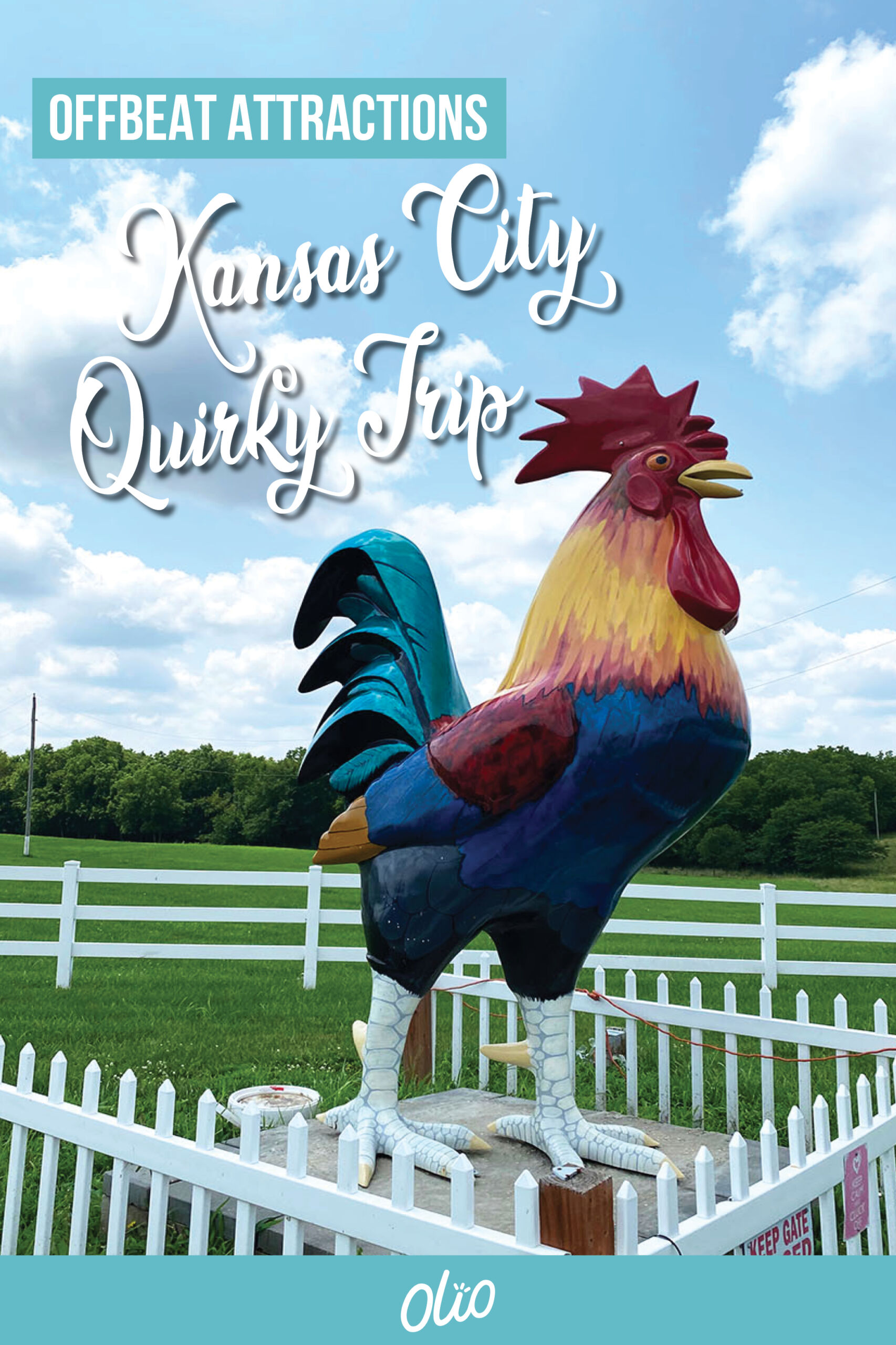 Looking for an offbeat adventure? Head to the greater Kansas City area to experience KC Destinations' Quirky Tour! Enjoy unique eateries, roadside attractions, local history and surprising small businesses on this tour of a dozen communities in the area. #Kansas #Missouri #KansasCity #Midwest #RoadsideAttractions